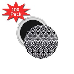 Aztec Design  Pattern 1 75  Magnets (100 Pack)  by BangZart