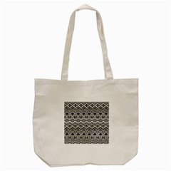 Aztec Design  Pattern Tote Bag (cream) by BangZart