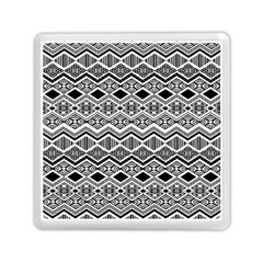 Aztec Design  Pattern Memory Card Reader (square)  by BangZart