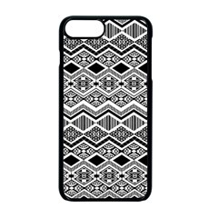 Aztec Design  Pattern Apple Iphone 7 Plus Seamless Case (black) by BangZart