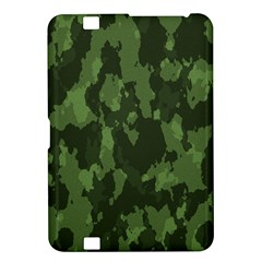Camouflage Green Army Texture Kindle Fire Hd 8 9  by BangZart