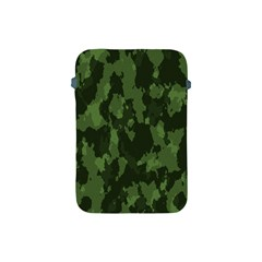 Camouflage Green Army Texture Apple Ipad Mini Protective Soft Cases by BangZart