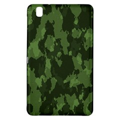 Camouflage Green Army Texture Samsung Galaxy Tab Pro 8 4 Hardshell Case by BangZart
