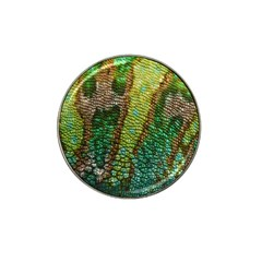 Chameleon Skin Texture Hat Clip Ball Marker (4 Pack) by BangZart