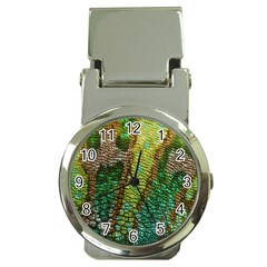 Chameleon Skin Texture Money Clip Watches by BangZart