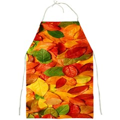Leaves Texture Full Print Aprons by BangZart