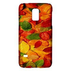 Leaves Texture Galaxy S5 Mini by BangZart