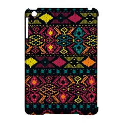 Bohemian Patterns Tribal Apple Ipad Mini Hardshell Case (compatible With Smart Cover) by BangZart