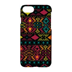 Bohemian Patterns Tribal Apple Iphone 7 Hardshell Case by BangZart
