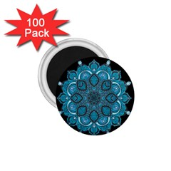 Ornate Mandala 1 75  Magnets (100 Pack)  by Valentinaart