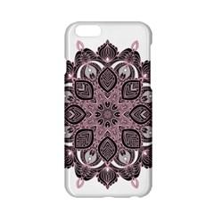 Ornate Mandala Apple Iphone 6/6s Hardshell Case by Valentinaart