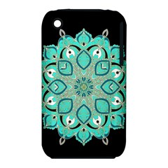Ornate Mandala Iphone 3s/3gs by Valentinaart