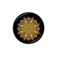 Ornate Mandala Hat Clip Ball Marker (10 Pack) by Valentinaart