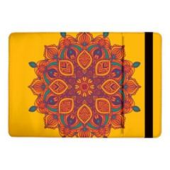 Ornate Mandala Samsung Galaxy Tab Pro 10 1  Flip Case by Valentinaart