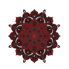 Ornate Mandala Magic Photo Cubes by Valentinaart