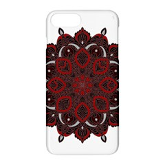 Ornate Mandala Apple Iphone 7 Plus Hardshell Case by Valentinaart