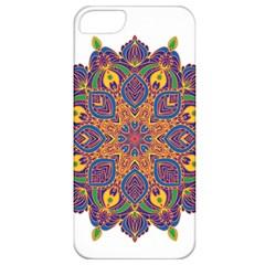 Ornate Mandala Apple Iphone 5 Classic Hardshell Case by Valentinaart