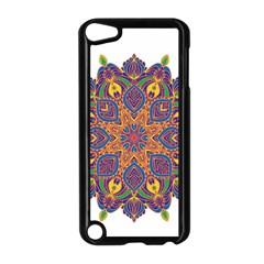 Ornate Mandala Apple Ipod Touch 5 Case (black) by Valentinaart