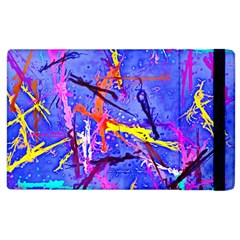 Paint Splashes                 Kindle Fire (1st Gen) Flip Case by LalyLauraFLM