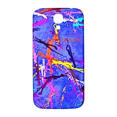 Paint splashes                 Samsung Note 2 N7100 Hardshell Back Case by LalyLauraFLM