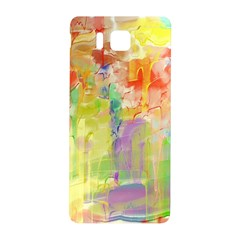 Paint Texture                  Nil (phone Back Case) by LalyLauraFLM