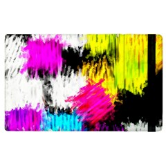 Colorful Blurry Paint Strokes                   Kindle Fire (1st Gen) Flip Case by LalyLauraFLM