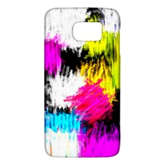 Colorful Blurry Paint Strokes                   Htc One M9 Hardshell Case by LalyLauraFLM
