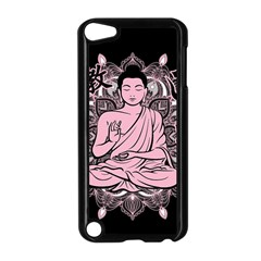 Ornate Buddha Apple Ipod Touch 5 Case (black) by Valentinaart