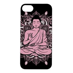 Ornate Buddha Apple Iphone 5s/ Se Hardshell Case by Valentinaart