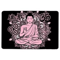 Ornate Buddha Ipad Air 2 Flip by Valentinaart