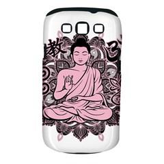 Ornate Buddha Samsung Galaxy S Iii Classic Hardshell Case (pc+silicone) by Valentinaart