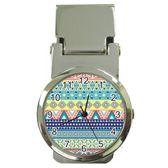 Tribal Print Money Clip Watches by BangZart