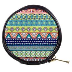 Tribal Print Mini Makeup Bags by BangZart