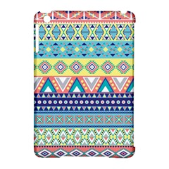 Tribal Print Apple Ipad Mini Hardshell Case (compatible With Smart Cover) by BangZart