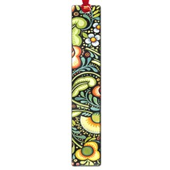 Bohemia Floral Pattern Large Book Marks by BangZart
