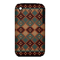 Knitted Pattern Iphone 3s/3gs by BangZart