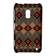 Knitted Pattern Nokia Lumia 620 by BangZart
