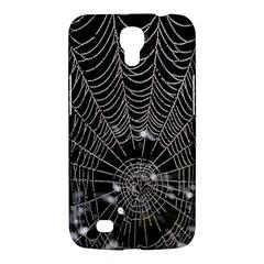 Spider Web Wallpaper 14 Samsung Galaxy Mega 6 3  I9200 Hardshell Case by BangZart