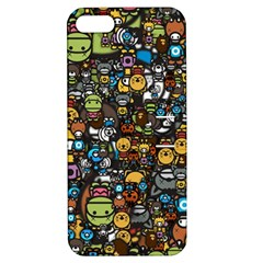 Many Funny Animals Apple Iphone 5 Hardshell Case With Stand by BangZart