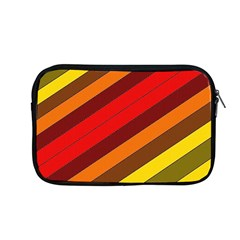 Abstract Bright Stripes Apple Macbook Pro 13  Zipper Case by BangZart