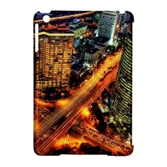 Hdri City Apple Ipad Mini Hardshell Case (compatible With Smart Cover) by BangZart