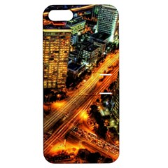 Hdri City Apple Iphone 5 Hardshell Case With Stand by BangZart