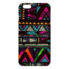Cute Hipster Elephant Backgrounds Iphone 6 Plus/6s Plus Tpu Case by BangZart