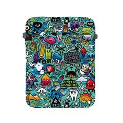 Comics Apple Ipad 2/3/4 Protective Soft Cases by BangZart