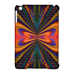 Casanova Abstract Art Colors Cool Druffix Flower Freaky Trippy Apple Ipad Mini Hardshell Case (compatible With Smart Cover) by BangZart