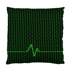 01 Numbers Standard Cushion Case (one Side) by BangZart