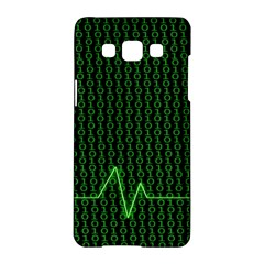 01 Numbers Samsung Galaxy A5 Hardshell Case  by BangZart