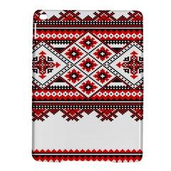 Consecutive Knitting Patterns Vector Ipad Air 2 Hardshell Cases by BangZart
