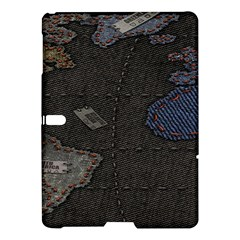 World Map Samsung Galaxy Tab S (10 5 ) Hardshell Case  by BangZart