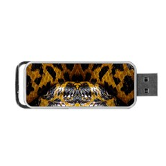Textures Snake Skin Patterns Portable Usb Flash (one Side) by BangZart